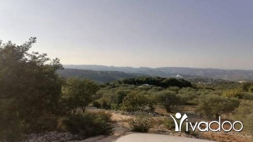 Land in Kfar Chliman - Land for Sale Kfar Chlaiman Batroun Area 1390Sqm