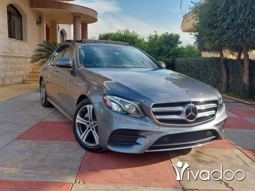 """Mercedes-Benz in Beirut City - 2018 Super Clean """"E300 AMG"""" Full Options with Exclusive Package 2018"""