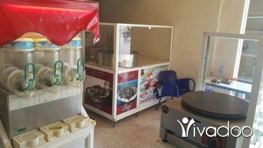 Retail in Tripoli - للاجار