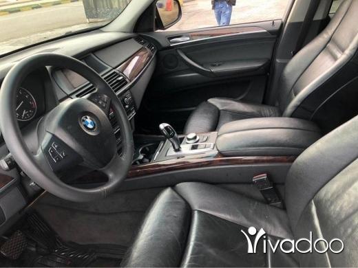 BMW in Tripoli - X5 2007 3.0