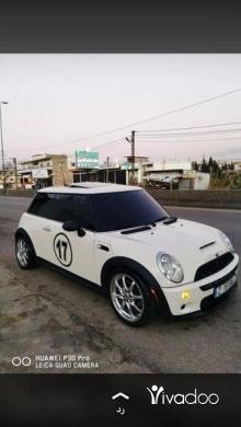 Mini in Tripoli - Mini cooper S
