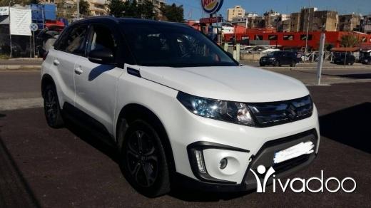 Suzuki in Sad el-Baouchrieh - Suzuki vitara 2017 panoramic black