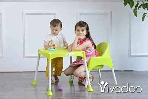 Home & Garden in Beirut City - 2 in 1 Baby chair + Chair with Table