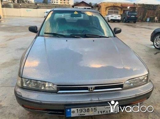 Honda in Tripoli - هوندا اكورد 92