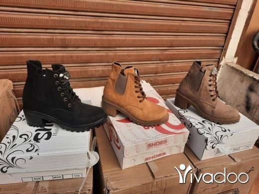الملابس، الأحذية والزينة في صيدا - J&A للاحذية والجزادين ثقة وامان J&A