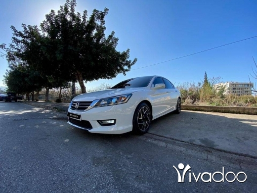 Honda in Tripoli - Honda accord 2013