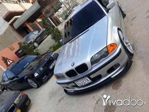 BMW in Tripoli - موديل ٢٠٠١