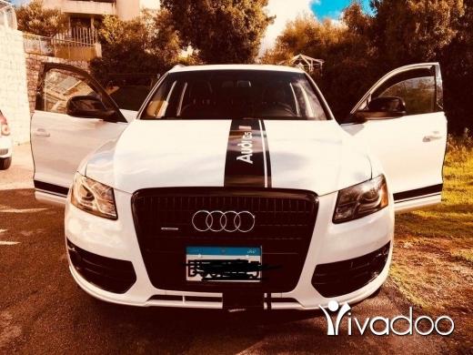 Audi in Beirut City - Q5 Premium Plus 2010 ( Clean carfax)