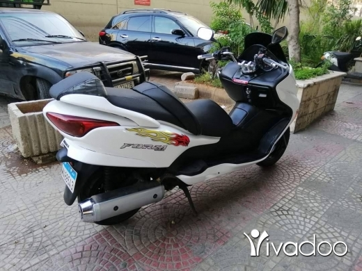 Motorbikes & Scooters in Beirut City - Honde