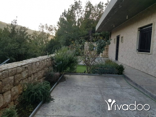 Land in Chahtoul - L7462 - A Partly Finished Stand Alone House with a Land for Sale in Chahtoul