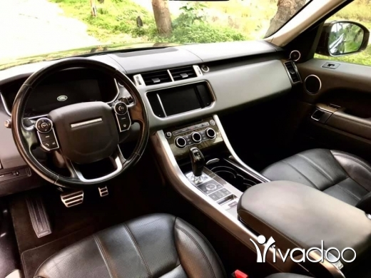 Rover in Beirut City - Range Rover in excellent condition