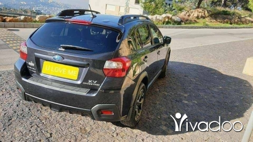 Subaru in Beirut City - SUBARU XV 2014 2.0L CVT FULL OPTION NEW TYRES REAR CAMERA 63.000 miles ☎️: 77.811114