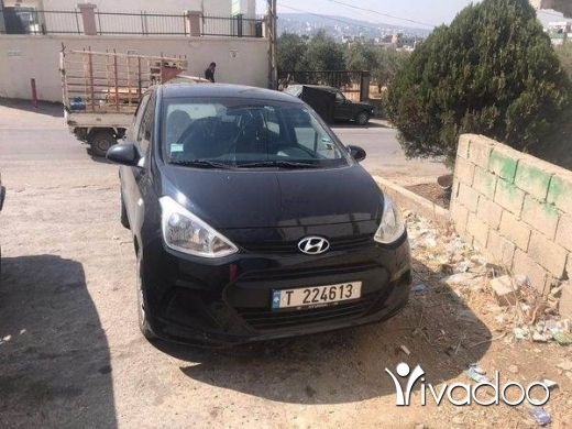 Honda in Akkar el-Atika - grand i10 2016