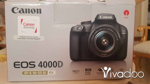 Cameras, Camcorders & Studio Equipment in Tripoli - Camera canon