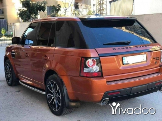 Rover in Tripoli - Ranj Rover Sport (2009) HSE For Sale : 81200104