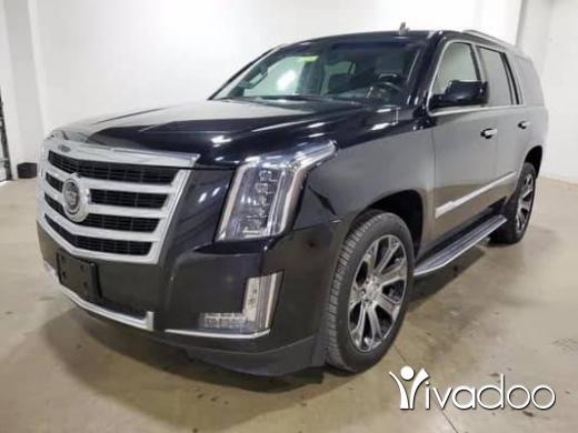 Cadillac in Beirut City - Cadillac Escalade premiem luxury 2015 4x4