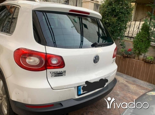 Volkswagen in Beirut City - Tiguan 2009