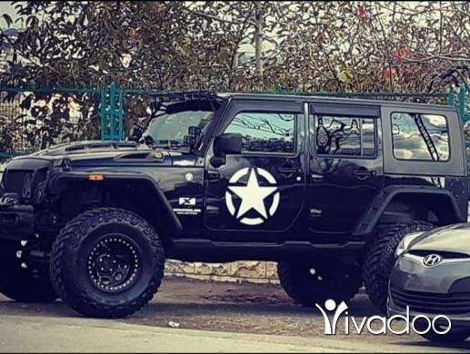 Jeep in Beirut City - #Jeep sport #Model 2007 #Manual # ARB # 6 Inch # 73000 km #original paint # TIERS USA #DVD #LEEDS