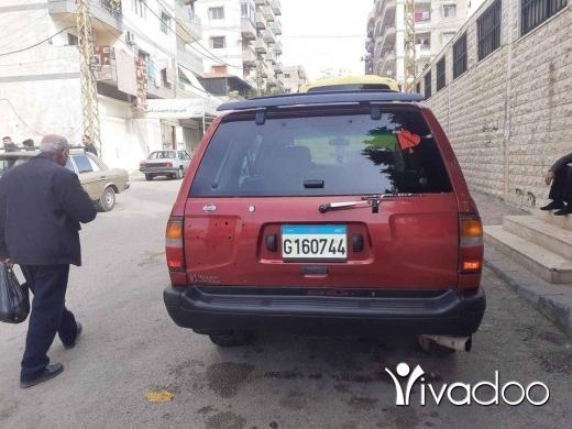 Nissan in Tripoli - بثفندر مودال ٩٦ مكنيك ٢٠٢٠ خارق النظافه