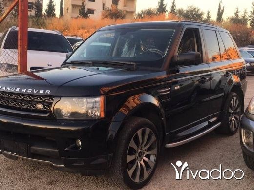 Rover in Beirut City - Range rover super charged mod 2007 look 2010 clean mechi 90000 mille