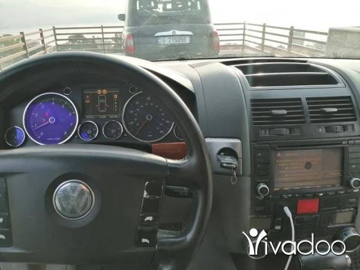 Volkswagen in Tripoli - Vw touareg 2004 full