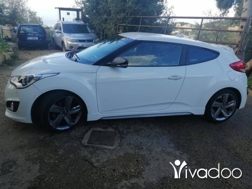 Hyundai in Beirut City - Veloster 2013 turbo