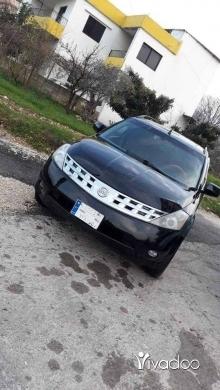 Nissan in Beirut City - Nissan murano 4 weel