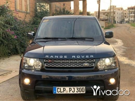 Rover in Nakhleh - Range Rover sport