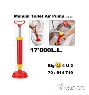 Home & Garden in Hammana - manual toilet air pump