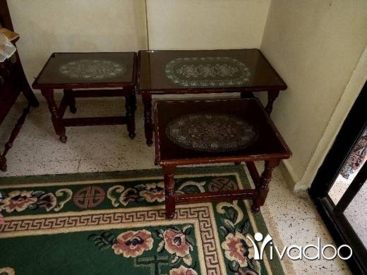 Home & Garden in Tripoli - طاولات خشب