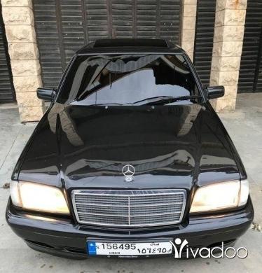 Mercedes-Benz in Akkar el-Atika - C230 model 98