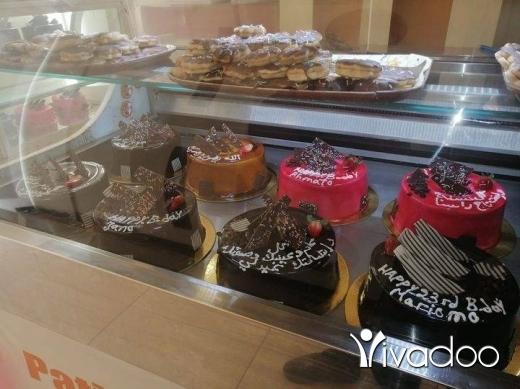 Food & Drink in Tripoli - Patisserie top cake