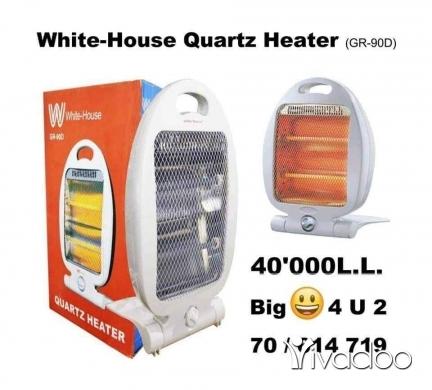 Appliances in Hammana - white-house quartz heater