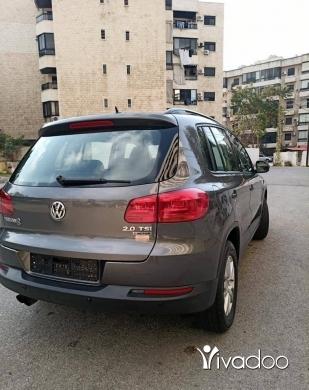 Volkswagen in Beirut City - Tiguan 2016 4motion