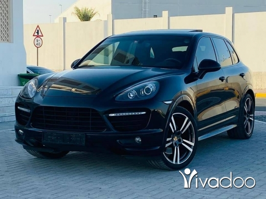 Rover in Beirut City - 2014 Cayenne GTS