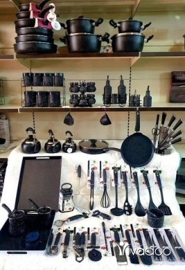 DIY Tools & Materials in Deb'al - طقم كتير مرتب