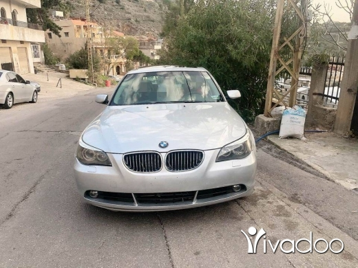 BMW in Ain Qana - E60