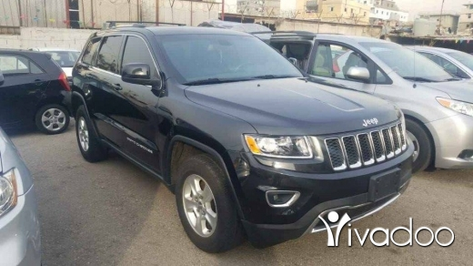 Jeep in Beirut City - Grand cherokee 2014 laredo full options 4x4