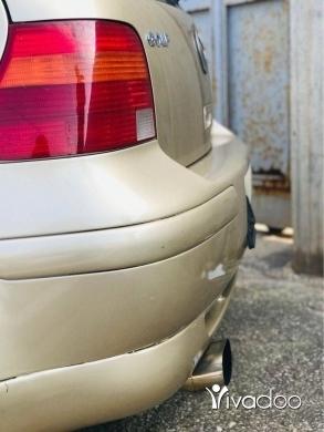 Volkswagen in Tripoli - Golf 4