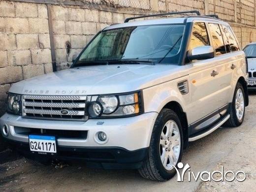 Rover in Tripoli - Range Rover SPORT HSE