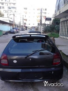 Mitsubishi in Tripoli - ميتسوبيشي 96 كولت