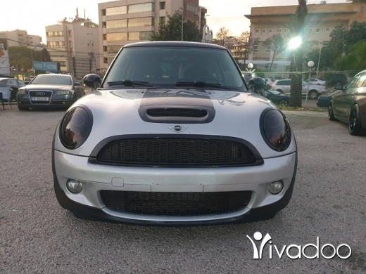 Mini in Beirut City - 2009 Mini Cooper S full options
