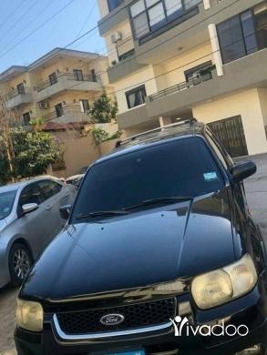 Ford in Tripoli - Ford Escape model 2001
