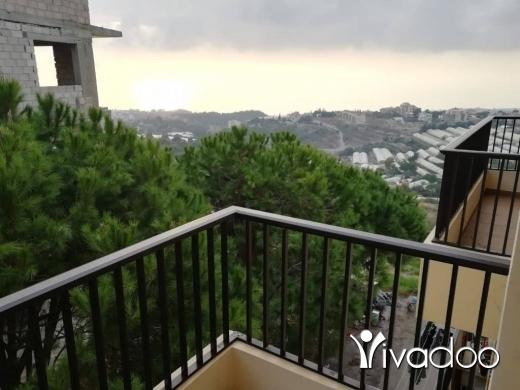 Apartments in Kfar Mashoun - L07585 - Apartment for Sale in Jbeil Kfarmashoun with an Amazing View