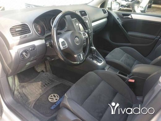 Volkswagen in Tripoli - Golf 6 Tsi 2012
