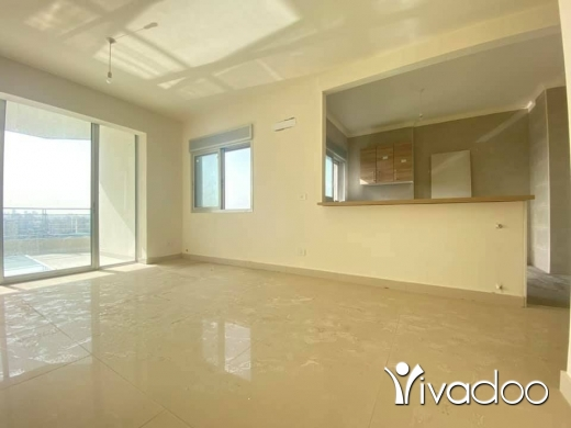 Apartments in Beirut City - 2 bedroom apartment with open views for rent in Zalka