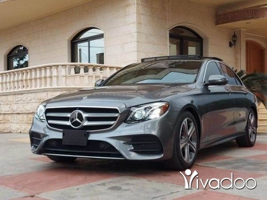 "Mercedes-Benz in Minieh - Mercedes ""E300 AMG"" 2018 Exclusive  package    Very Special, Clean carfax & full options Car Like NE"