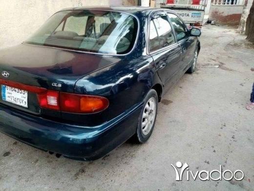 Hyundai in Alma - هيونداي سونتا موديل 96