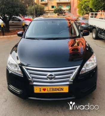 Nissan in Aley - Nisaan Sentra 2017 luxury full options