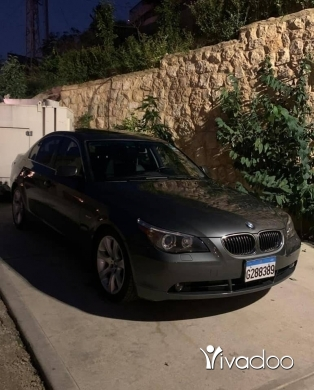 BMW in Tripoli - Bmw 530